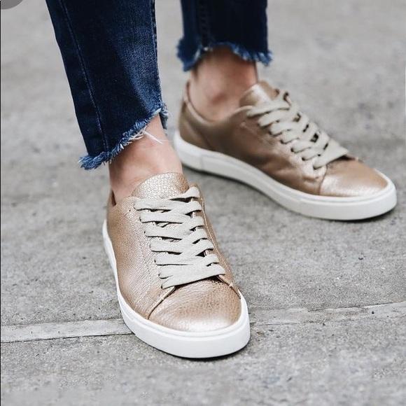 Frye Womens Ivy Low Lace Sneaker